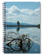 Heaven Reflected Spiral Notebook