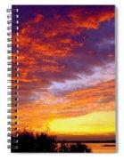 Heaven Sent Spiral Notebook
