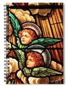 Heavenly Angels Spiral Notebook