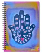 Heavenly Hamza 1 Spiral Notebook