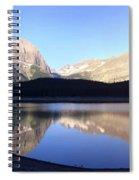 Heavenly Hike - Kananaskis Lakes, Alberta Spiral Notebook