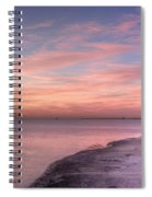 Heavenly Hues Spiral Notebook