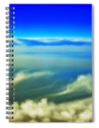 Heavenly Peace Spiral Notebook