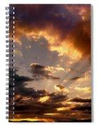 Heavenly Rapture Spiral Notebook