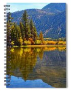 Heavens Gateway  Spiral Notebook