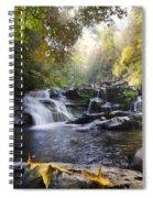 Heaven's Light Spiral Notebook