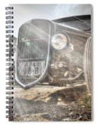 Heavens Model T Spiral Notebook