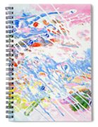 Heaven's Music Spiral Notebook