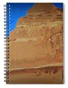 Heaven's Peak  Spiral Notebook