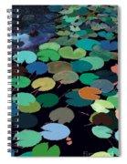Heavens Touch Spiral Notebook