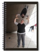 Heavy Lifting Spiral Notebook