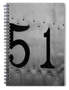Heavy Metal 1519 - Photopower 1468 Spiral Notebook
