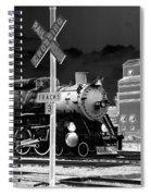 Heavy Metal 1519 - Photopower 1474 Spiral Notebook