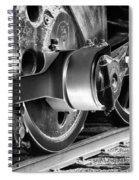 Heavy Metal 1519 - Photopower 1475 Spiral Notebook