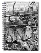 Heavy Metal 1519 - Photopower 1476 Spiral Notebook