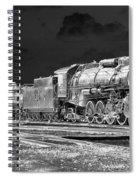 Heavy Metal 1519 - Photopower 1477 Spiral Notebook