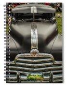 Heavy Metal 1941 Pontiac Spiral Notebook