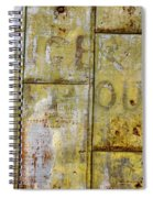 Heavy Metal Spiral Notebook