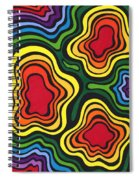 Heavy Rain Spiral Notebook