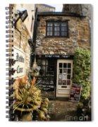 Hebden Court - Peak District - England Spiral Notebook