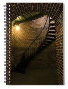 Heceta Head Lighthouse Interior 1 Spiral Notebook