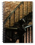 Heceta Head Lighthouse Interior 2 Spiral Notebook