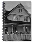 Heceta Keeper's House Spiral Notebook