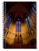 Heinz Memorial Chapel Pittsburgh Pennsylvania Spiral Notebook