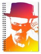 Heisenberg -13 Spiral Notebook