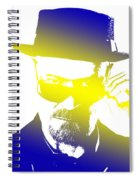 Heisenberg-3 Spiral Notebook