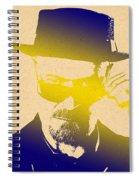 Heisenberg - 4 Spiral Notebook