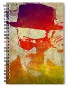 Heisenberg - 9 Spiral Notebook