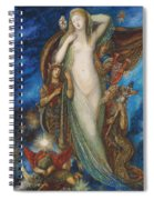 Helen Glorified Spiral Notebook