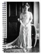 Helen H Spiral Notebook
