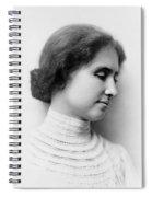 Helen Keller Spiral Notebook