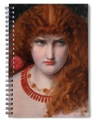 Helen Of Troy Spiral Notebook