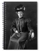 Helen Taft (1861-1943) Spiral Notebook