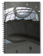 Helical Staircase Spiral Notebook