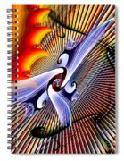 Helios Spiral Notebook