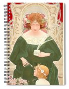 Helm Cocoa Spiral Notebook