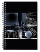 Helm Of Darkness Spiral Notebook