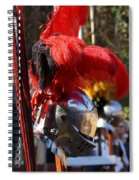 Helm Spiral Notebook