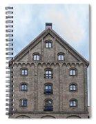 Helsingborg Gamla Stan Spiral Notebook