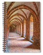 Helsingor Monastery Painting Spiral Notebook