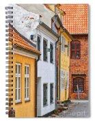 Helsingor Town Centre Spiral Notebook