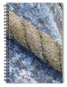 Hemp Spiral Notebook
