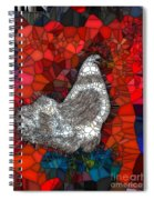 Hen Watch I Spiral Notebook