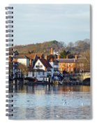 Henley-on-thames Spiral Notebook
