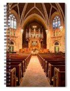 Hennepin Avenue Methodist Church Spiral Notebook