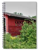 Henry Bridge 5797 Spiral Notebook